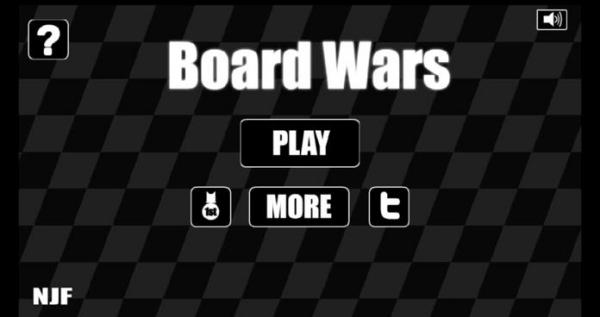 「Board Wars-ボードウォーズ」のスクリーンショット 1枚目