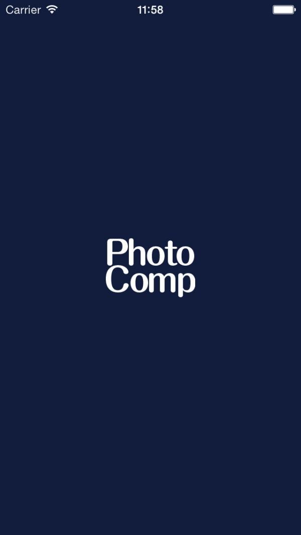 「写真の圧縮・リサイズはおまかせ! - PhotoComp」のスクリーンショット 1枚目