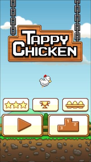 「Tappy Chicken」のスクリーンショット 1枚目