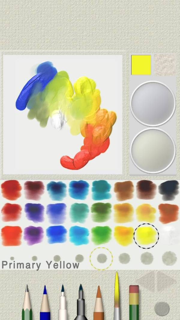 「Paint Tools for iPhone」のスクリーンショット 2枚目