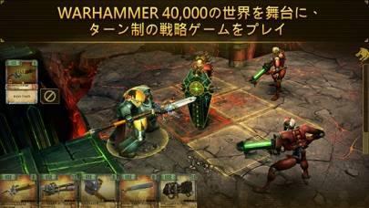 「Warhammer 40,000: Space Wolf」のスクリーンショット 1枚目