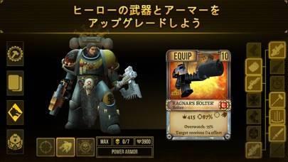 「Warhammer 40,000: Space Wolf」のスクリーンショット 3枚目
