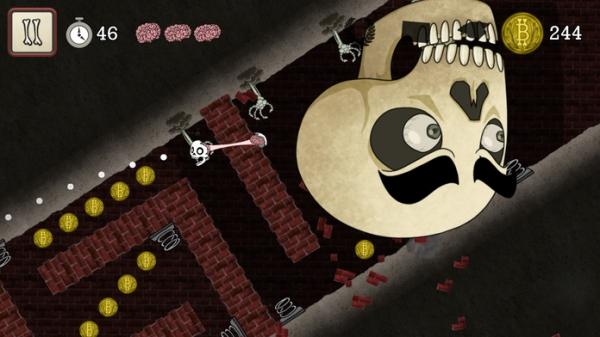 「Skullduggery!」のスクリーンショット 2枚目