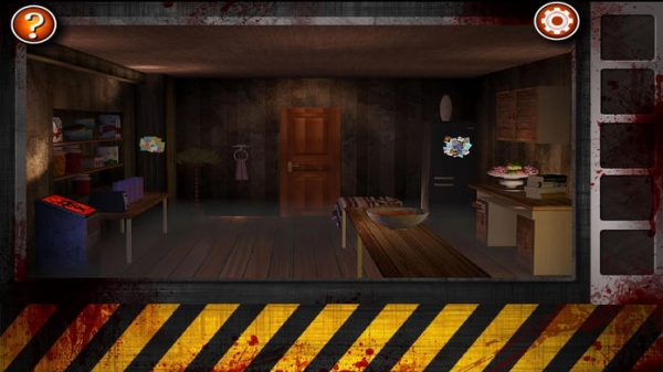 「Escape the Room Zombies」のスクリーンショット 1枚目