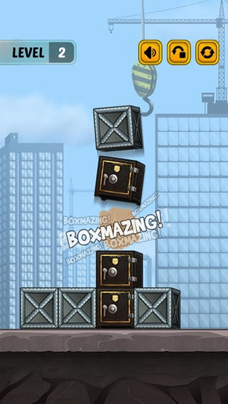 「Swap the Box Free」のスクリーンショット 2枚目
