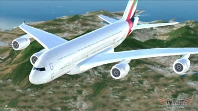 「Flight Simulator FlyWings 2014」のスクリーンショット 1枚目