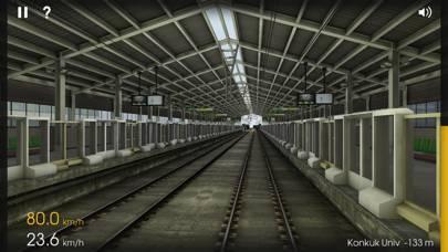 「Hmmsim - Train Simulator」のスクリーンショット 2枚目