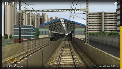 「Hmmsim - Train Simulator」のスクリーンショット 3枚目