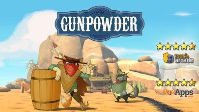 「Gunpowder」のスクリーンショット 1枚目