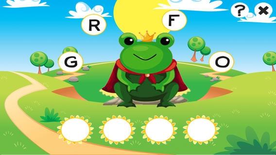「フェアリーテイルキッズゲーム!無料の教育タスクの各種設定:計算回数、魔法&動物を検索」のスクリーンショット 1枚目