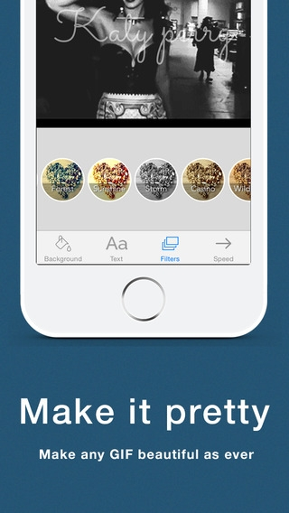 「GifShare: Post GIFs for Instagram as Videos」のスクリーンショット 3枚目