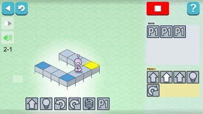 「Lightbot : Code Hour」のスクリーンショット 2枚目
