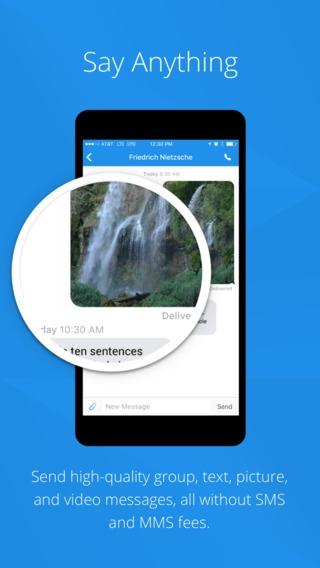 「Signal - Private Messenger」のスクリーンショット 1枚目