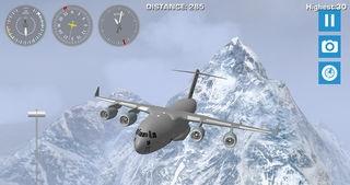 「Airplane Mount Everest」のスクリーンショット 3枚目