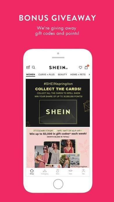 「SHEIN-Fashion Shopping Online」のスクリーンショット 2枚目