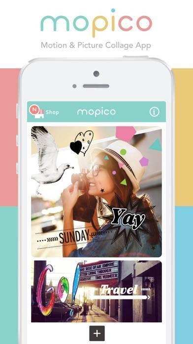 「mopico」のスクリーンショット 1枚目