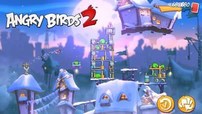 「アングリーバード 2 (Angry Birds 2)」のスクリーンショット 1枚目