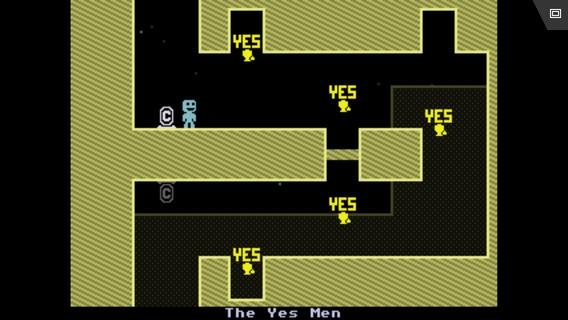 「VVVVVV」のスクリーンショット 2枚目