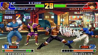 「THE KING OF FIGHTERS '98」のスクリーンショット 3枚目
