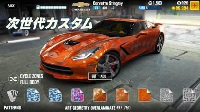 「CSR Racing2-カスタマイズ車で挑むオンラインレース」のスクリーンショット 3枚目
