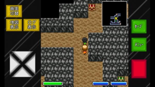 「ハジルと永遠の洞窟」のスクリーンショット 2枚目