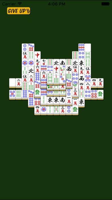 「麻雀ソリティア 〜雀牌パズル〜」のスクリーンショット 2枚目