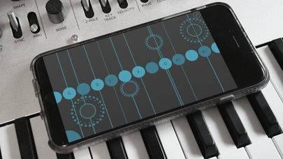 「Ribbons : Touch Instrument」のスクリーンショット 1枚目