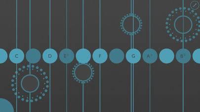 「Ribbons : Touch Instrument」のスクリーンショット 2枚目