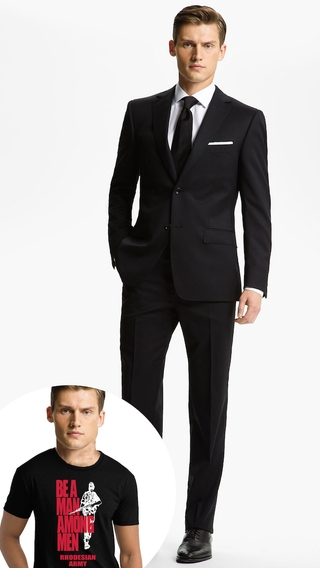「Man Fashion Suit Photo Montage」のスクリーンショット 3枚目