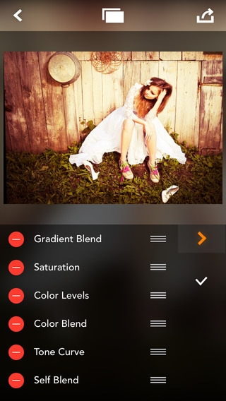「FDesign - Design Your Own Photo Effects With Layers.」のスクリーンショット 2枚目