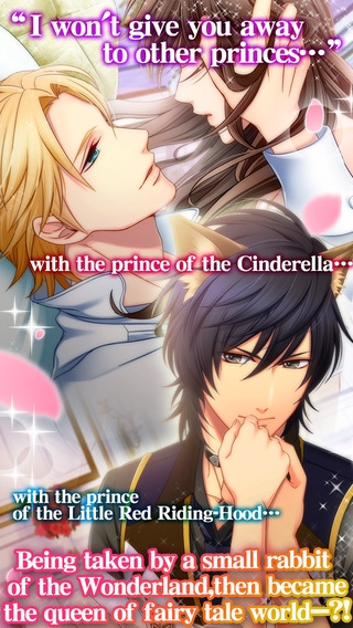 「Once Upon a Fairy Love Tale【Free dating sim】」のスクリーンショット 1枚目