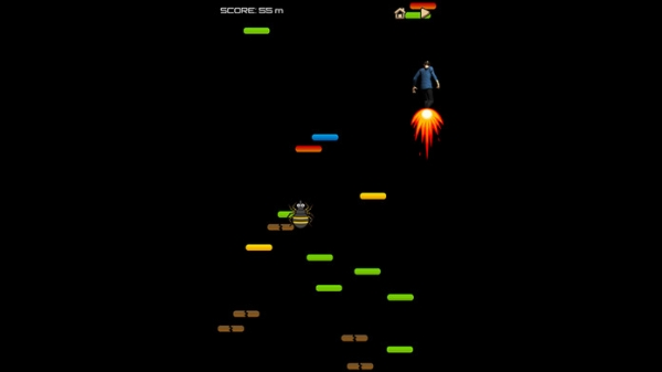 「脱出ゲーム!迷宮からの大ジャンプ」のスクリーンショット 3枚目