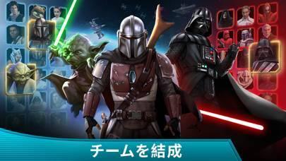 「スター・ウォーズ/銀河の英雄 (Star Wars™)」のスクリーンショット 1枚目