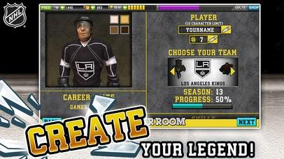 「NHL Hockey Target Smash」のスクリーンショット 3枚目
