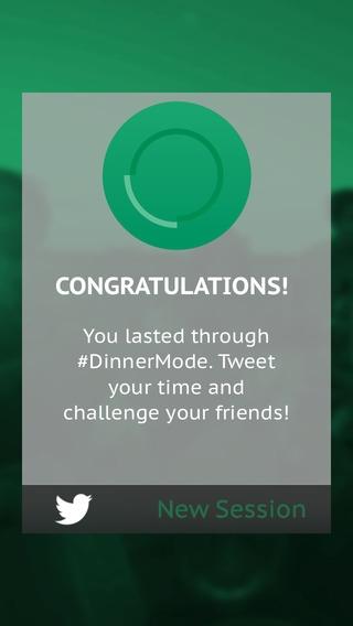 「DinnerMode」のスクリーンショット 3枚目