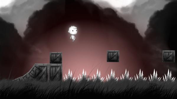 「Sparkle - A Dark Adventure Game」のスクリーンショット 2枚目