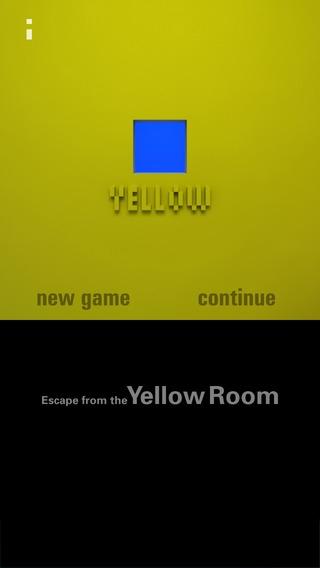 「黄色い部屋からの脱出」のスクリーンショット 1枚目