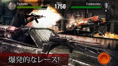 「Death Race ® -  デス・レース® - ドライブ」のスクリーンショット 2枚目