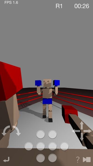 「Toy Boxing 3D」のスクリーンショット 3枚目