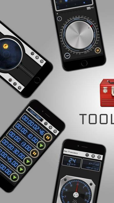 「Toolbox - オールイン 1 の計測ツールセット」のスクリーンショット 1枚目