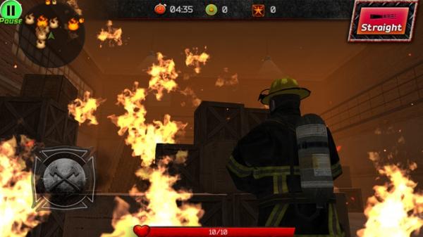 「Courage Of Fire」のスクリーンショット 3枚目