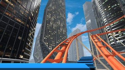「VR Roller Coaster」のスクリーンショット 1枚目