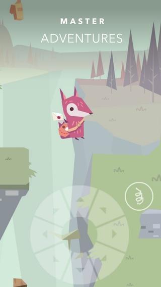 「Letter Tale - Puzzle Adventure Animals」のスクリーンショット 2枚目