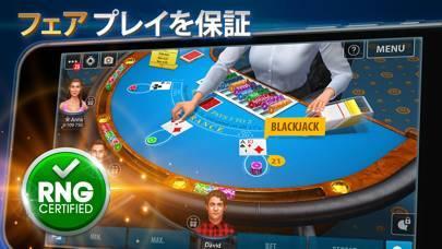 「ブラックジャック 21 - Blackjackist」のスクリーンショット 1枚目