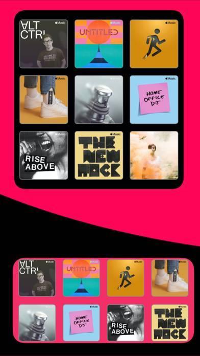 「WidgeTunes - Music Widgets」のスクリーンショット 2枚目