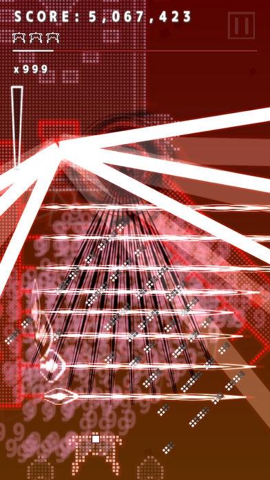 「.Decluster - ドット デクラスタ - Into the Bullet Hell」のスクリーンショット 3枚目