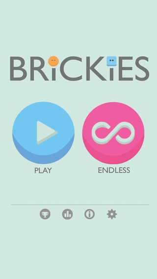 「Brickies」のスクリーンショット 1枚目