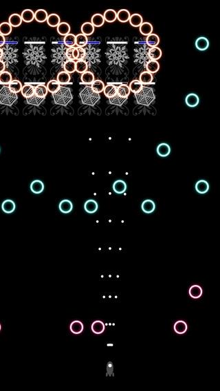 「弾幕の器」のスクリーンショット 2枚目