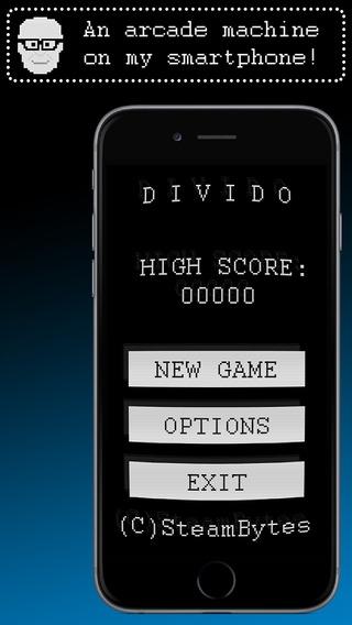 「DIVIDO™ Retro - Original math puzzle」のスクリーンショット 1枚目