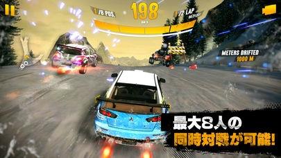 「アスファルト:Xtreme」のスクリーンショット 2枚目